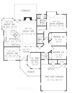 Amazing Love The Floor Plan Darker Wood On The House, Bigger Laundry Room, Bigger  Master