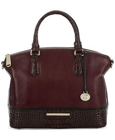 Brahmin Autumn Tuscan Duxbury Satchel - Satchels - Handbags & Accessories…