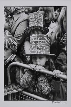 Martine Franck ; The Queen's Silver Jubilee 1977
