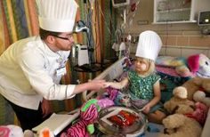 St. Louis Children's Hospital chef heals with food and friendship : Lifestyles #mylittlepatient