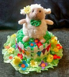 ~~~~ Spring Days ~~~~~ Handmade Easter Bonnet hat boys / girls in Home, Furniture & DIY, Celebrations & Occasions, Other Celebrations & Occasions | eBay