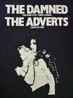 Damned and Adverts