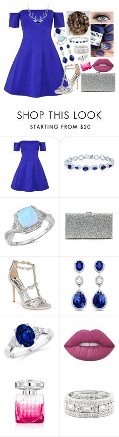"""""""#73"""" by moon-crystal-wolff ❤ liked on Polyvore featuring Kendall + Kylie, BERRICLE, Xcrystal, Sole Society, Badgley Mischka, Lime Crime and Jimmy Choo"""