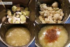 crema de coliflor al curry