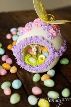 panoramic Easter egg