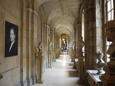 Castle Howard, North Yorkshire by Sir John Vanbrugh and Nicholas Hawksmoor - Antique passage, looking East Rococo, Baroque, Nicholas Hawksmoor, Arundel Castle, Castle Howard, English House, Manor Houses, Great British, North Yorkshire