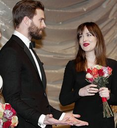 "50shades:"" Have you met him!. He's the Best."" Dakota… 