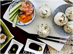 How To Make Sushi Rice & Pickled Carrots - onebitemore