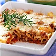 I love this Weight Watcher's recipe! Baked Beef Ziti Weight Watchers Recipe Value Skinny Recipes, Ww Recipes, Light Recipes, Cooking Recipes, Healthy Recipes, Recipies, Healthy Snacks, Breakfast Healthy, Healthy Breakfasts