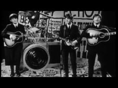 """""""I Want To Hold Your Hand,"""" The Beatles 