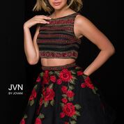 Stun the crowds in Jovani Style 45742. Available at WhatchamaCallit Boutique