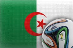 Argélia na Copa 2014 #futebol