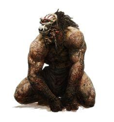 Savage Warrior T Man by Alex Figini