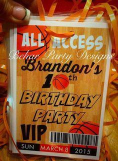 Basketball Birthday Party Ideas | Photo 6 of 44