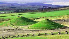 Ve Skotsku proměnili starý uhelný důl v ráj na Zemi