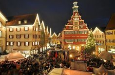 The Top Christmas Markets in Europe That You'll Love