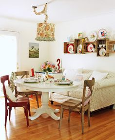 Eclectic Home Dining Room Design, Pictures, Remodel, Decor and Ideas - page 6