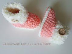 Crochet Socks, Knitted Hats, Baby Booties, Baby Shoes, Ciabatta, Crochet Earrings, Knitting, Kids, Children