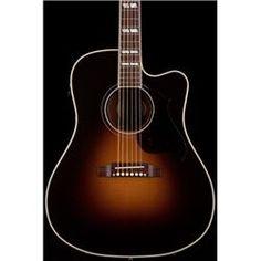 Gibson Hummingbird Pro Cutaway Acoustic/Electric Guitar