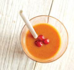 Vitamix Smoothie Recipe: Autumn Sweet Potato