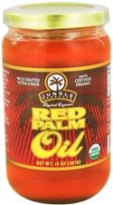 Buy Jungle Products - Organic Red Palm Oil - 14 oz. at LuckyVitamin.com