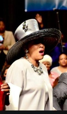 2be94271439 Mother Louise D.Patterson in Louise D.Patterson Couture by Joyce Richardson  Church Attire