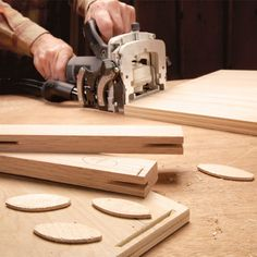 Building Cabinets With Biscuit Joints - Article | The Family Handyman