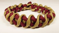 """""""How You Can Make The Exemplar Bar Paracord Survival Bracelet"""""""