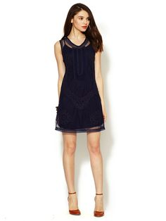 Ellie Mini Dress by Candela - great detail on this dress