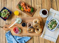 The Best Damn Bagels in NYC, Ranked via @PureWow via @PureWow