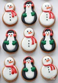 Resultado de imagem para biscoitos de natal