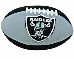 NFL Oakland Raiders Football Smasher by Champion. Save 63 Off!. $11.75. Champion Treasures NFL Oakland Raiders Football Smasher