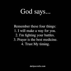 The Daily Scrolls. God can. God Prayer, Prayer Quotes, Bible Verses Quotes, Faith Quotes, Me Quotes, God Strength Quotes, Work Quotes, Scriptures, Religious Quotes