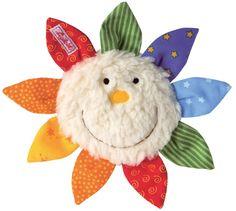 sigikid - 37638 Wärmekissen Dinkel Blume: Amazon.de: Baby