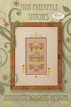 Jeannette Douglas Designs - Cross Stitch Patterns & Kits - 123Stitch.com