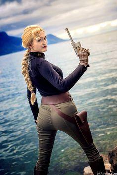 Helga- Atlantis, Draumrkopa cosplay, P&S Photography Cosplay
