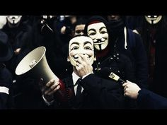 Anonymous - Message to the Citizens of the World II - YouTube