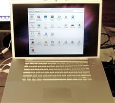 Macbook Pro17 2.33 GHz DuoCore 3GB Memory New:Battery,HD,CD Drive,Operating Sys.