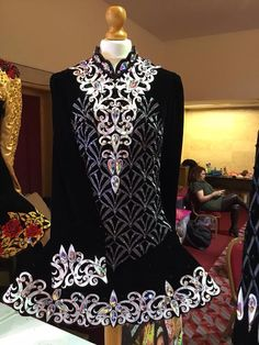 **Rising Star**Irish Dance Solo Dress Costume**                                                                                                                                                      More