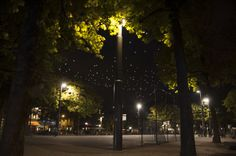 starry corner of the town #triin tamm