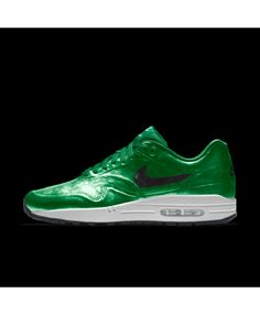 Nike Air Max 1 Ultra Flyknit 87 Volt Electric Green White Outlet
