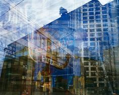 Double exposure photography! So cool