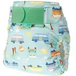 """Tots Bots Swim Nappy - Beach Bum - great for """"Real Nappy Week"""" Baby Co, Baby Baby, Cloth Nappies, Ethical Shopping, Fashion Images, Kid Spaces, Beach Bum, Snug, Baby Car Seats"""
