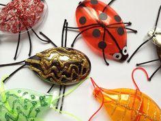plastic spoon bugs