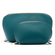 Travel Case Set by Cuyana made in Bali (partners with Nest)