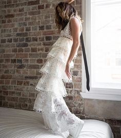 48012bcface 789 Best Statement Wedding dresses   Other Treasures images ...