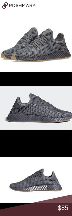 Brand New with Tags adidas deerupt in dark grey Brand New with Tags adidas deerupt in dark grey adidas Shoes