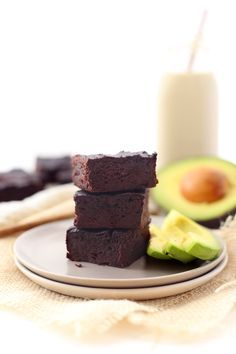 9. Avocado Brownies #healthy #dessert #recipes http://greatist.com/eat/dessert-recipes-with-vegetables