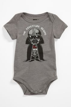 Adorable onesies to get at Nordstrom's.