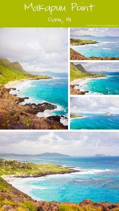 The PKP Way | A Weekend in Oahu, Hawaii | Makapuu Point http://www.thepkpway.com